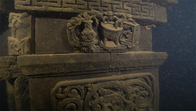 古建筑 雕刻